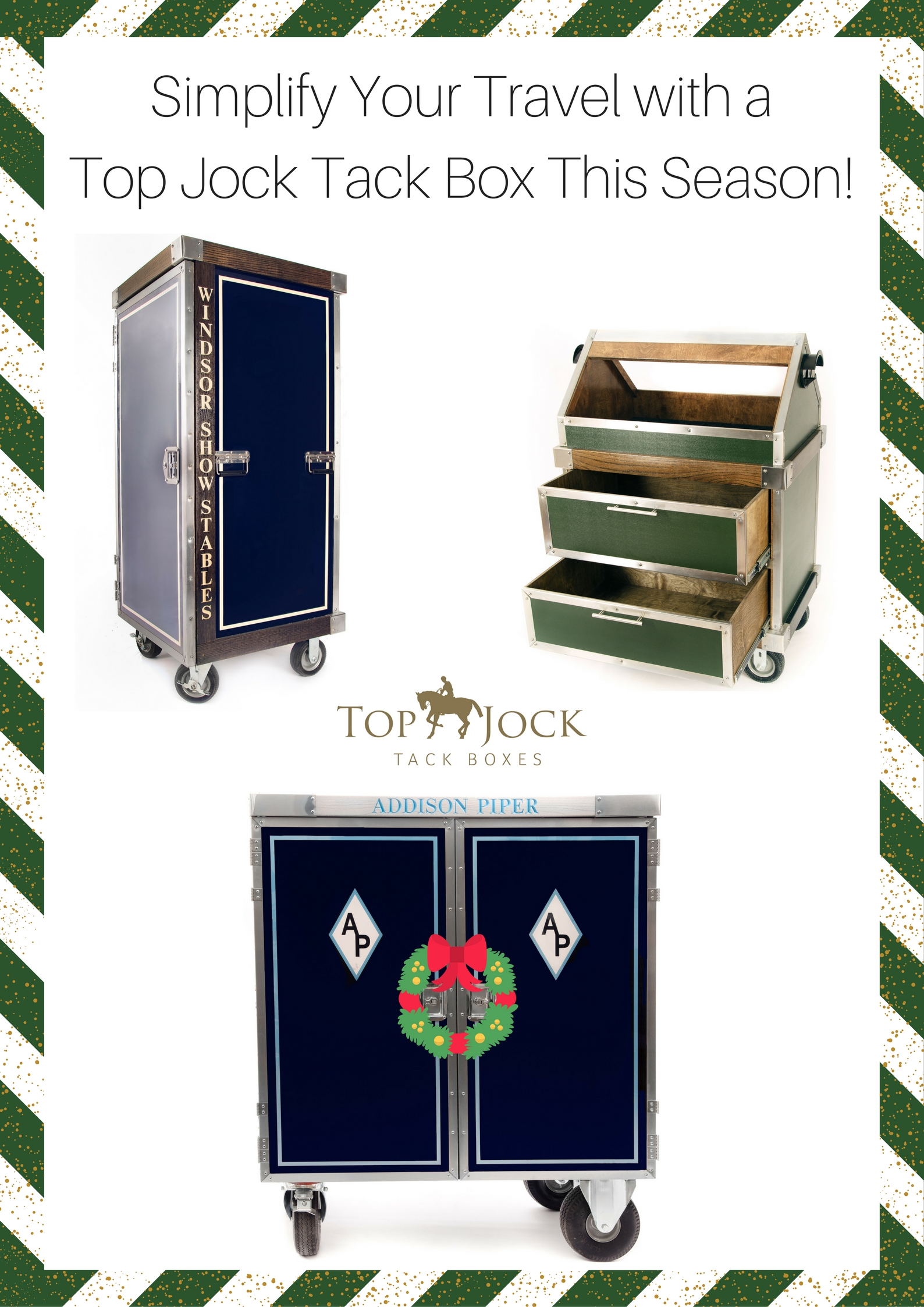 Simplify Your Travel with a Top Jock Tack Box This Season!