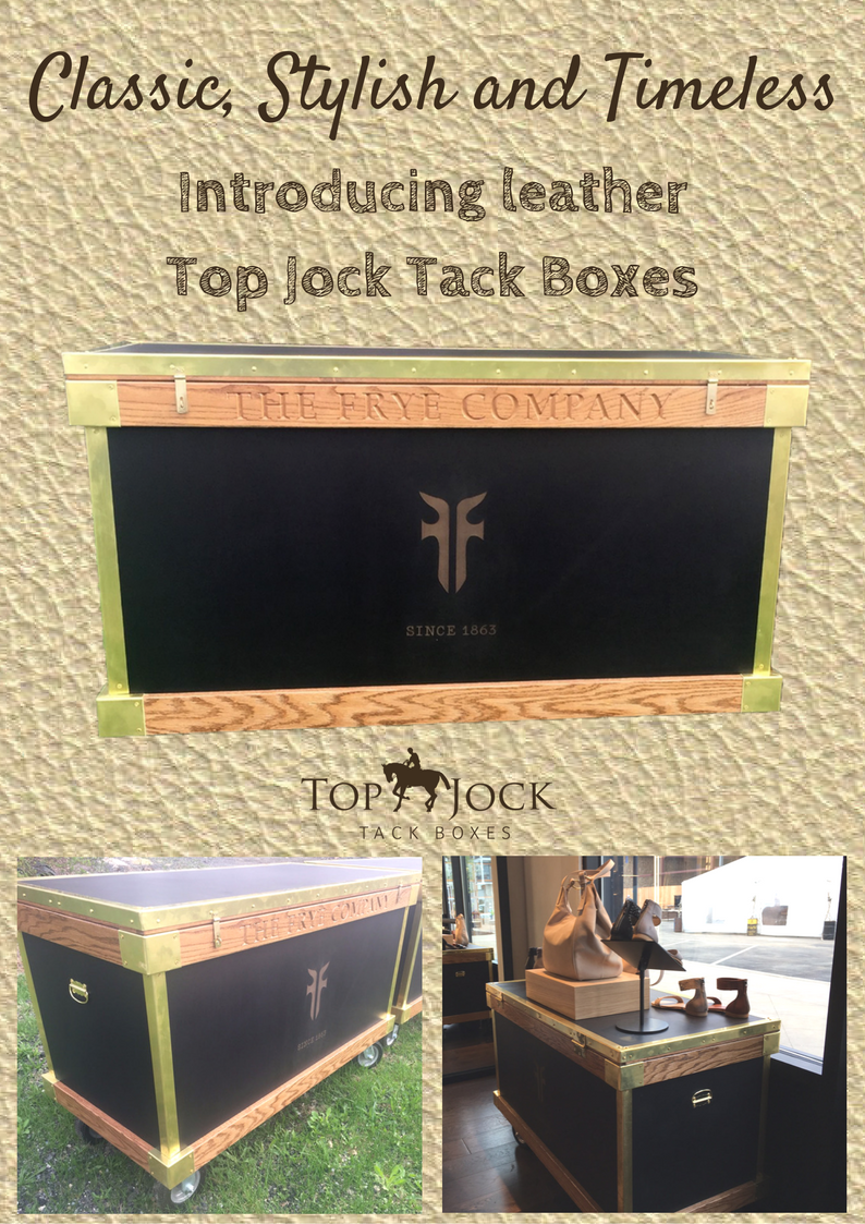 Never Go out of Style with This Top Jock Tack Box
