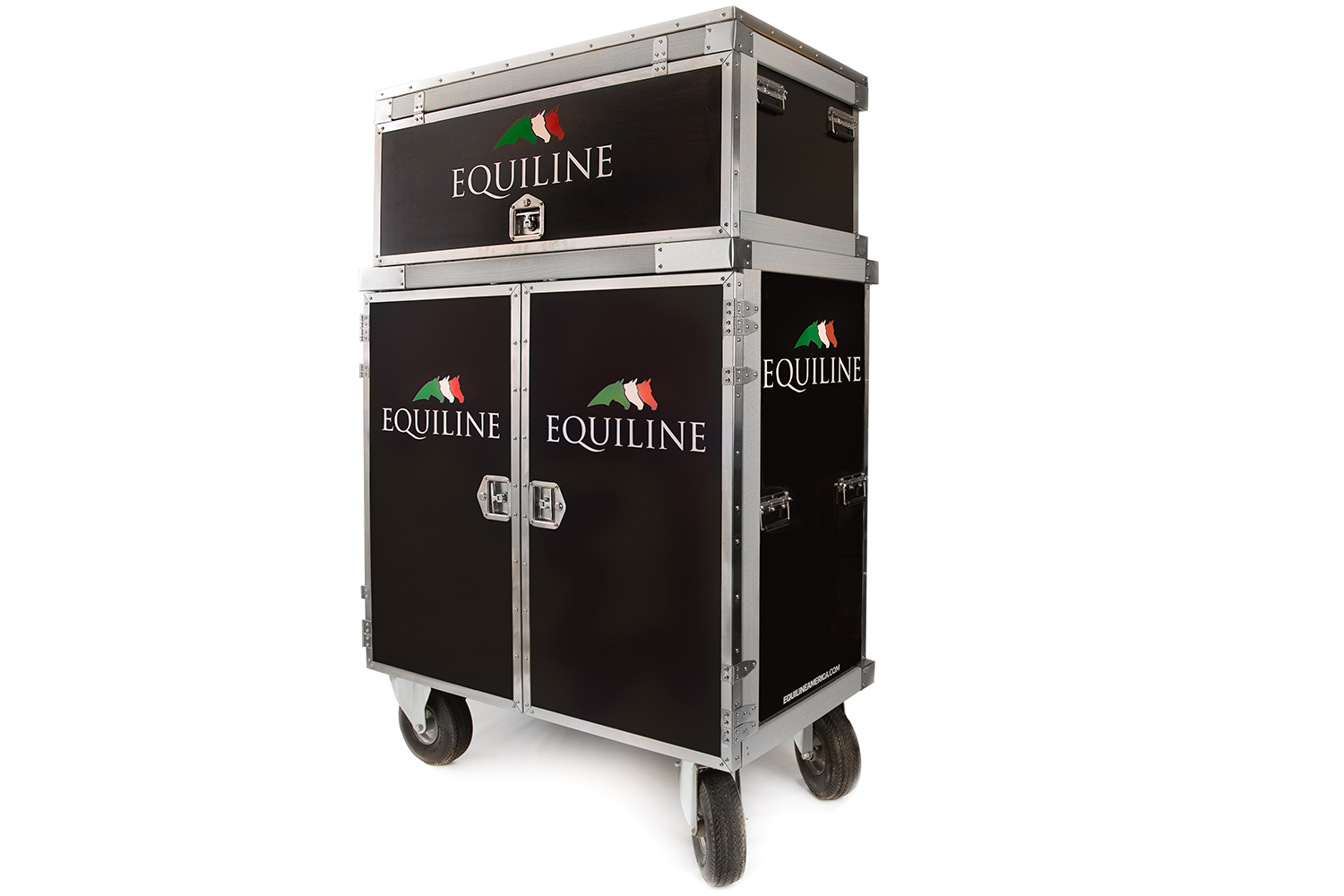 Shop Top Jock Tack Boxes at Equiline America This Winter Equestrian Festival